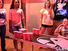 Game, College, Party, Drunk teen house party, Gotporn